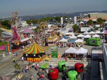 Jensen Beach Pineapple Festival